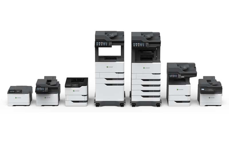 Lexmark presenta nueva generación de impresoras