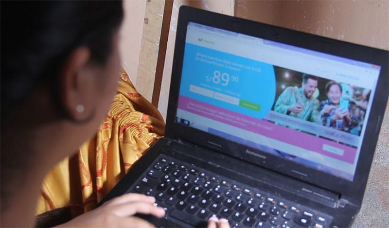 Movistar lanza en Ilo Internet de alta velocidad
