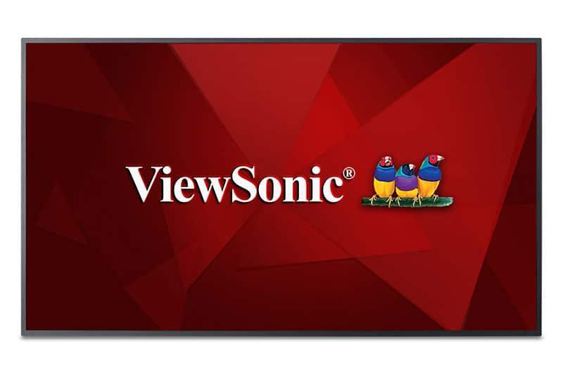 Nuevos Displays Comerciales 4K Ultra HD ViewSonic