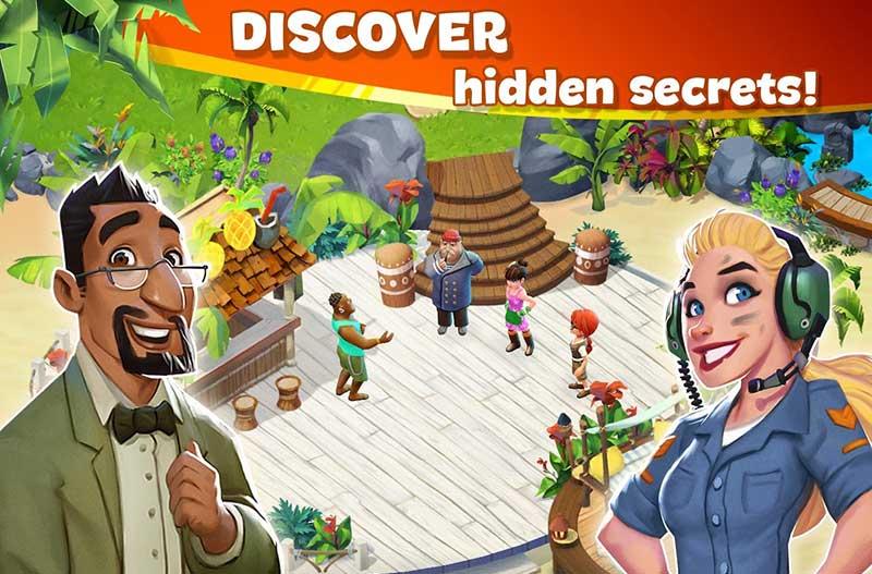 Plarium lanza Lost Island: Blast Adventure