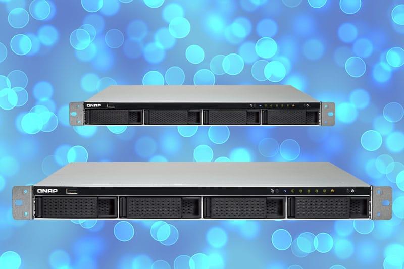 QNAP lanza nuevo NAS con montaje en rack TS-x63XU