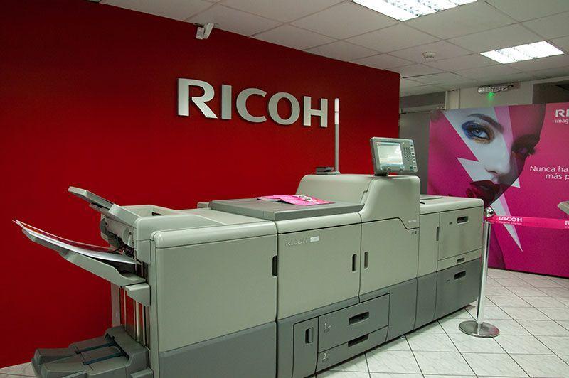 Ricoh del Perú presentó su nueva sala Techportal CIP