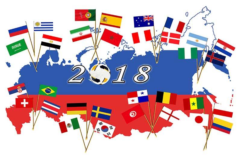 Rusia 2018: cómo se transmiten los partidos en tiempo real