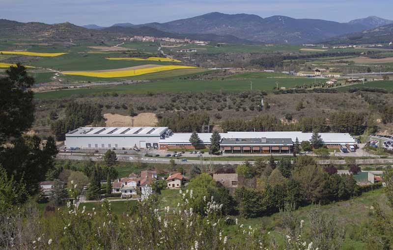 Schneider Electric fabrica en su planta de Puente la Reina