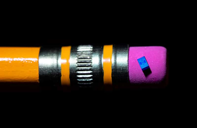 Spin qubit el chip más pequeño para la computación cuántica