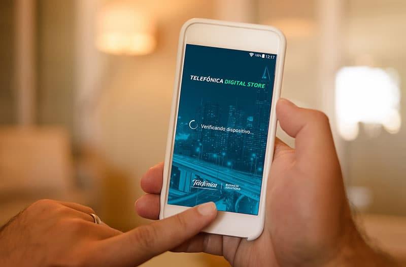Telefónica Digital Store: Soluciones IoT Corporativas en el Perú