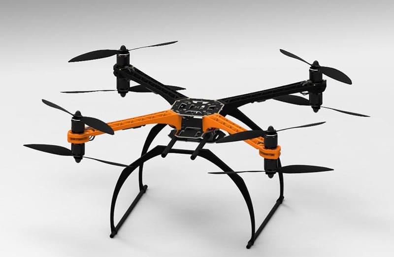 AIRK impulsa a los Drones en España