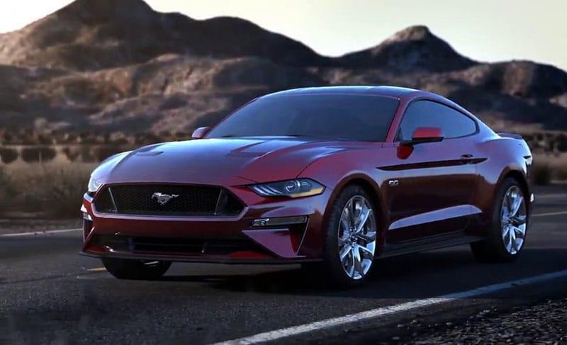 New Ford Mustang llega a Perú