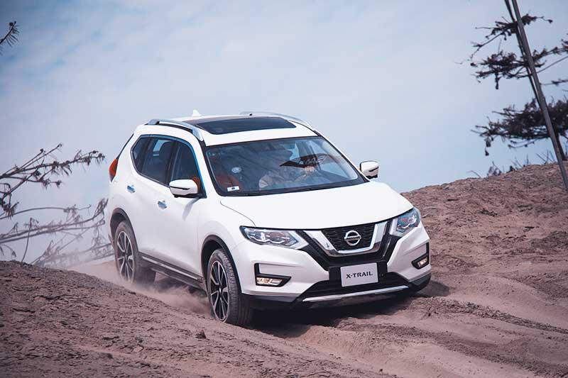 Nissan X-Trail te acompaña en todas tus aventuras