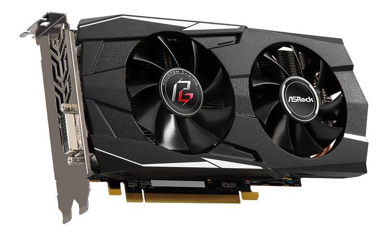 Nueva placa de video Phantom Gaming M2 Radeon RX580 8G