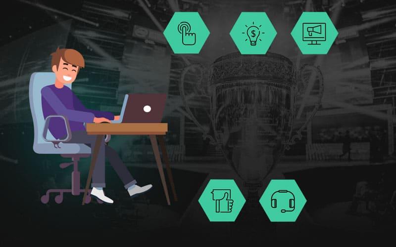 Play2Live y las tareas interactivas de Fortnite