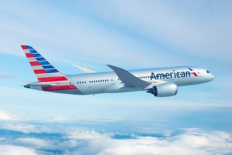 American Airlines se adhiere al programa NDC-X de Amadeus