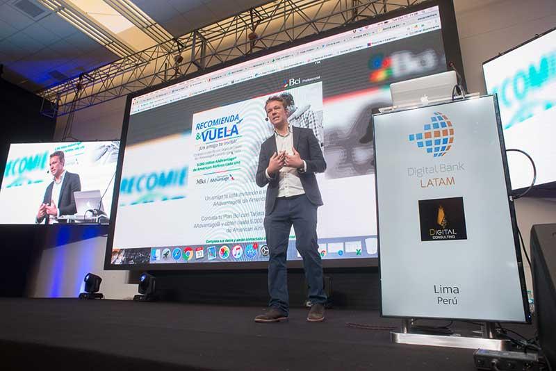 Digital Bank 2018 vuelve a Lima