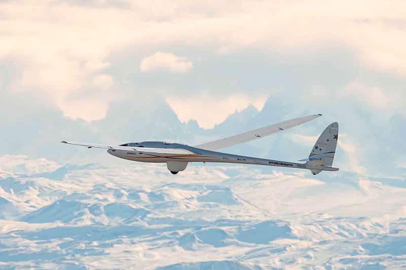 El Perlan 2 de Airbus bate nuevo récord mundial de altitud