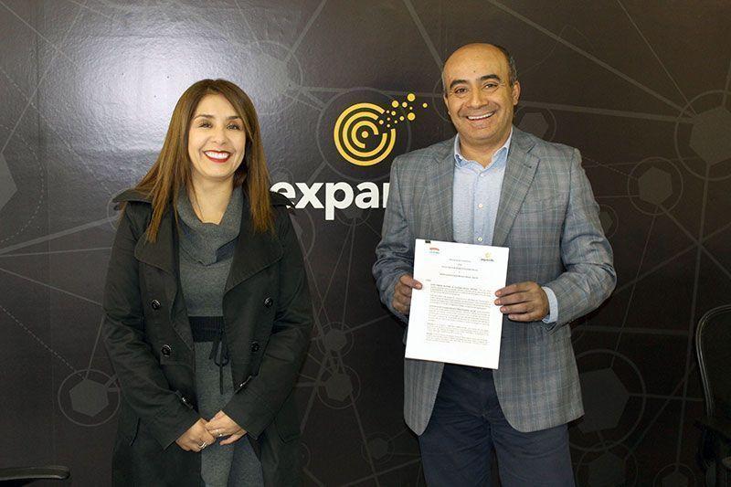 Importante Acuerdo entre Expande-CIPTEMIN