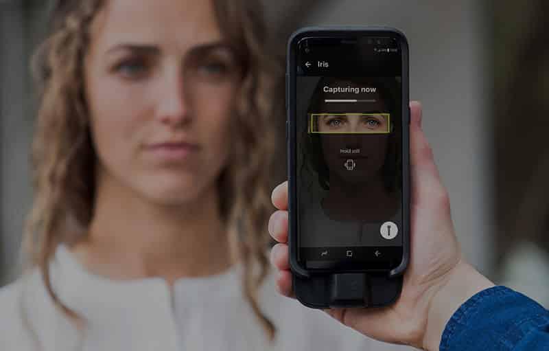 NEC Invierte en Sistemas Biométricos del Iris al adquirir Tascent