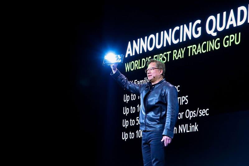 NVIDIA presenta la nueva Quadro RTX