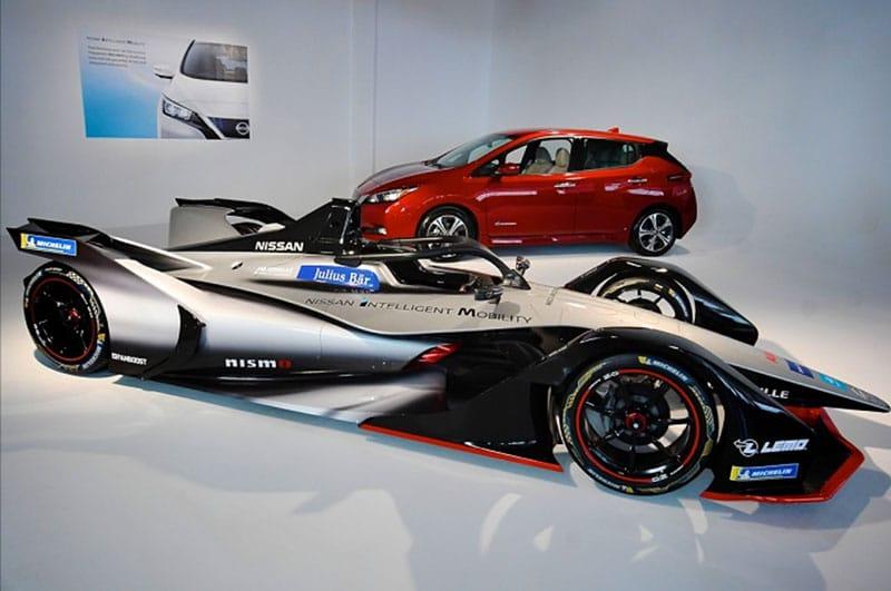 Nissan inicia cuenta regresiva para debut en la Fórmula E