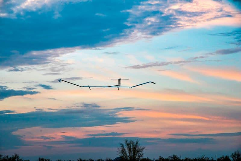 Nuevo pseudo-satélite solar de gran altitud Airbus Zephyr S