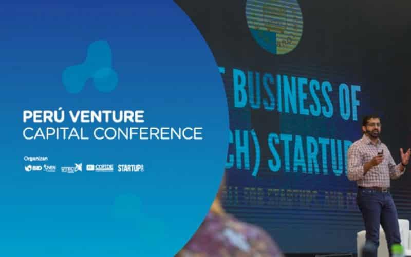Próximo Perú Venture Capital Conference 2018