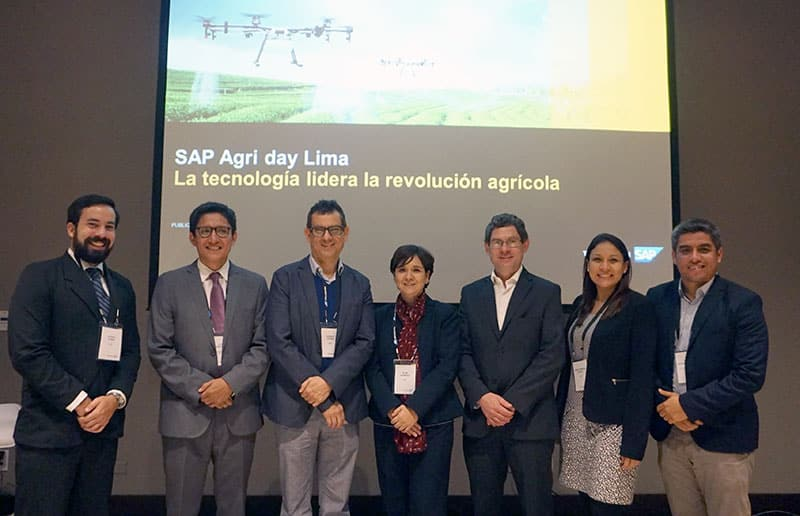 SAP impulsa la innovación entre las empresas del sector agronegocios