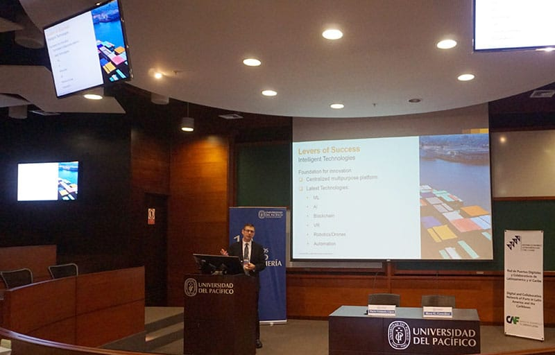 SAP promueve la innovación para la Logística Portuaria