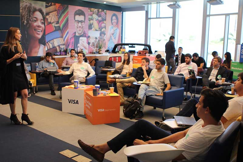 Semifinal de Visa's Everywhere Initiative en Perú