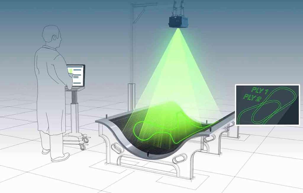 FARO® presenta TracerSI para la proyección e inspección