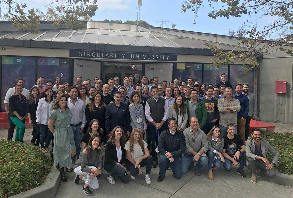 IMS reunió en Singularity University a clientes globales