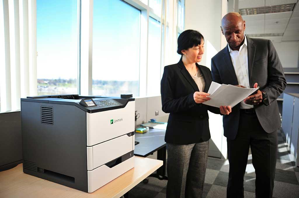 Lexmark empodera soluciones colaborativas de Impresión