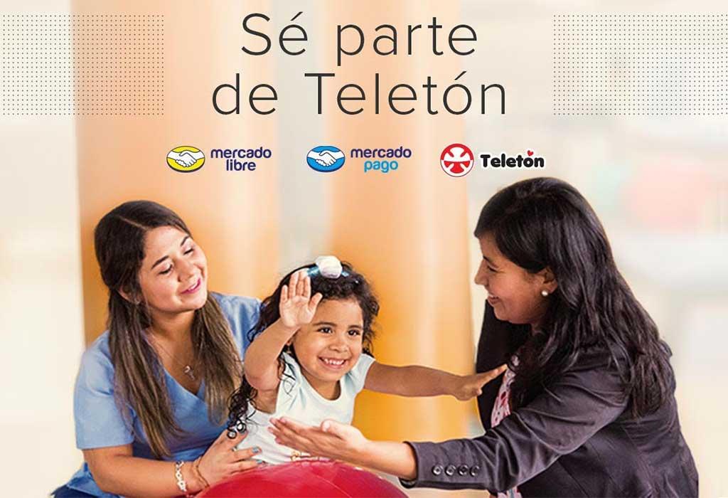 Mercado Libre se une a la Teletón
