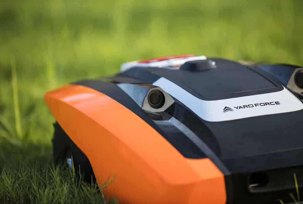 Nuevos Robots cortacésped Yard Force