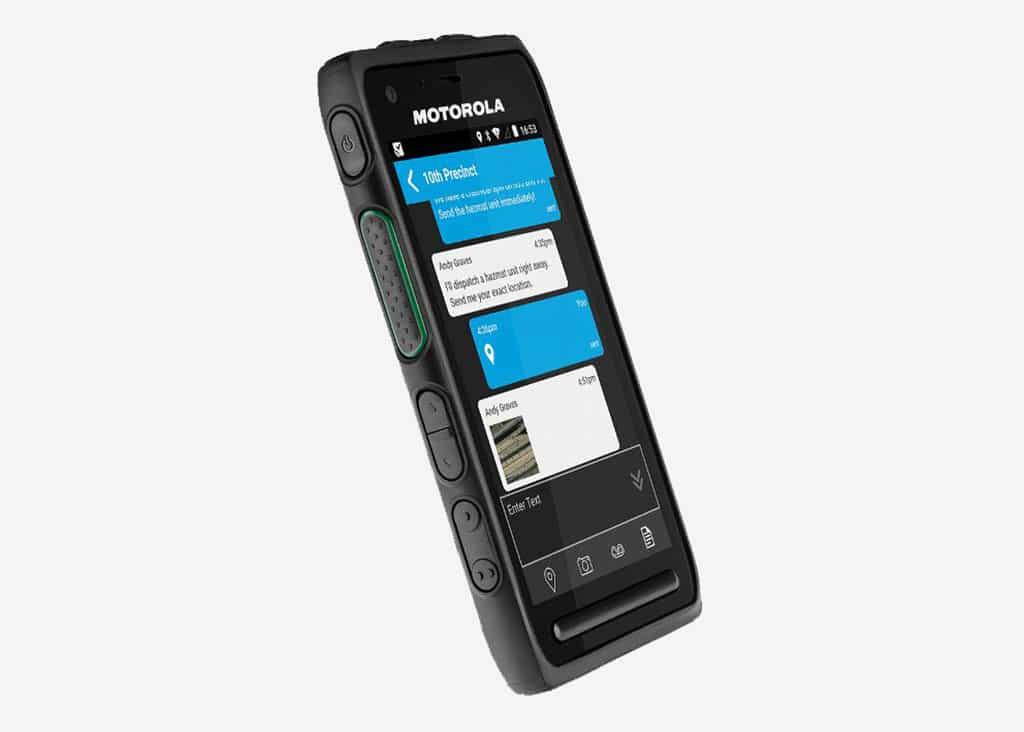 Paraíba Da Un Paso Adelante con Motorola Solutions