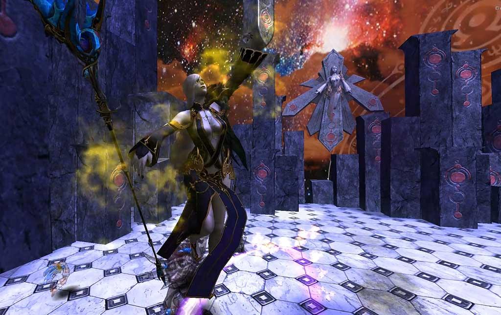 Rakion presenta nuevo stage del Castillo Himmel
