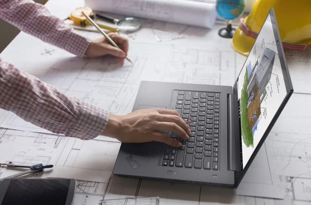 Trabaje duro y juegue más con la Lenovo ThinkPad X1 Extreme