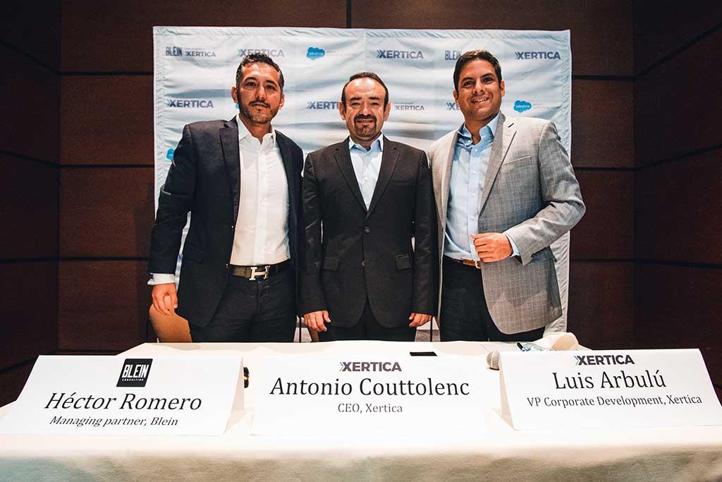 Xertica se convierte en Platinum Partner de Salesforce