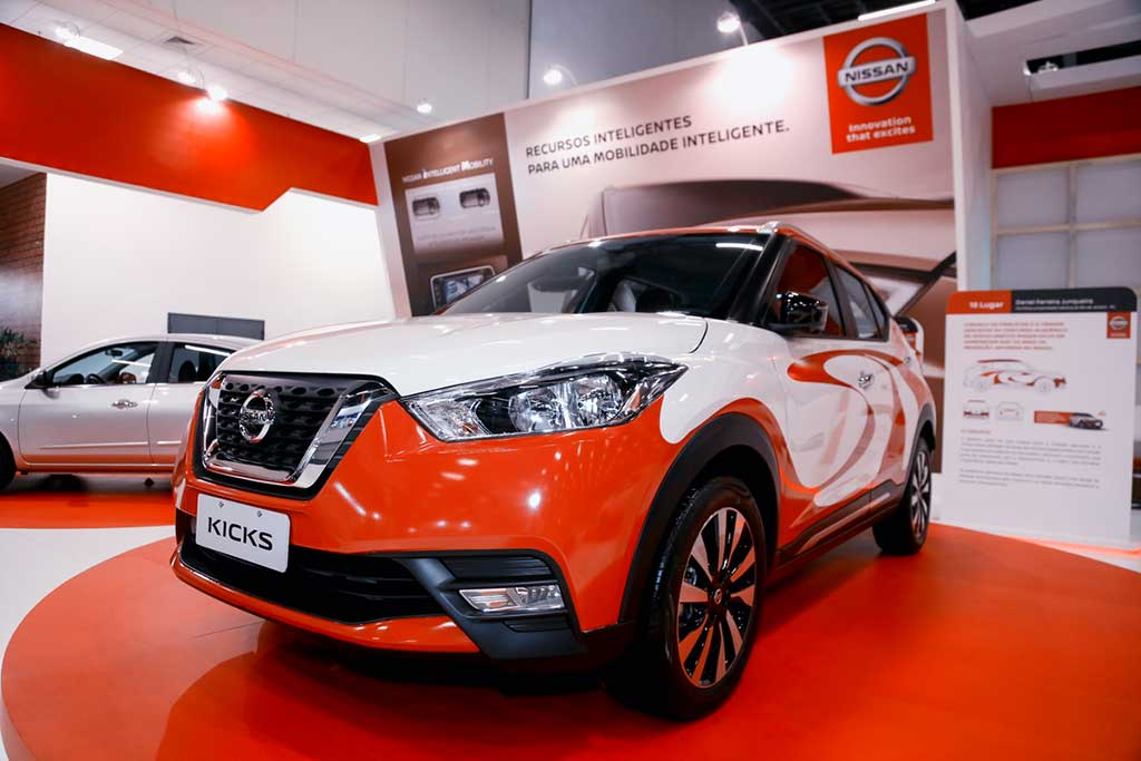 Nissan realizará investigaciones sobre materiales y estilos de diseño