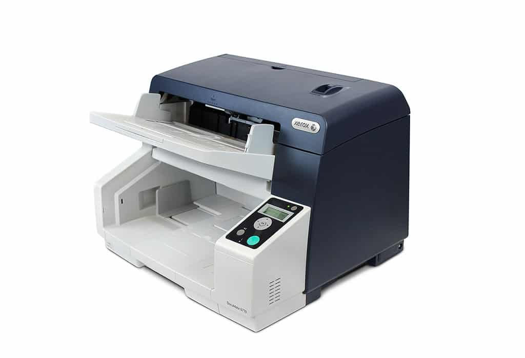 Nuevo Scanner de Producción DocuMate 6710