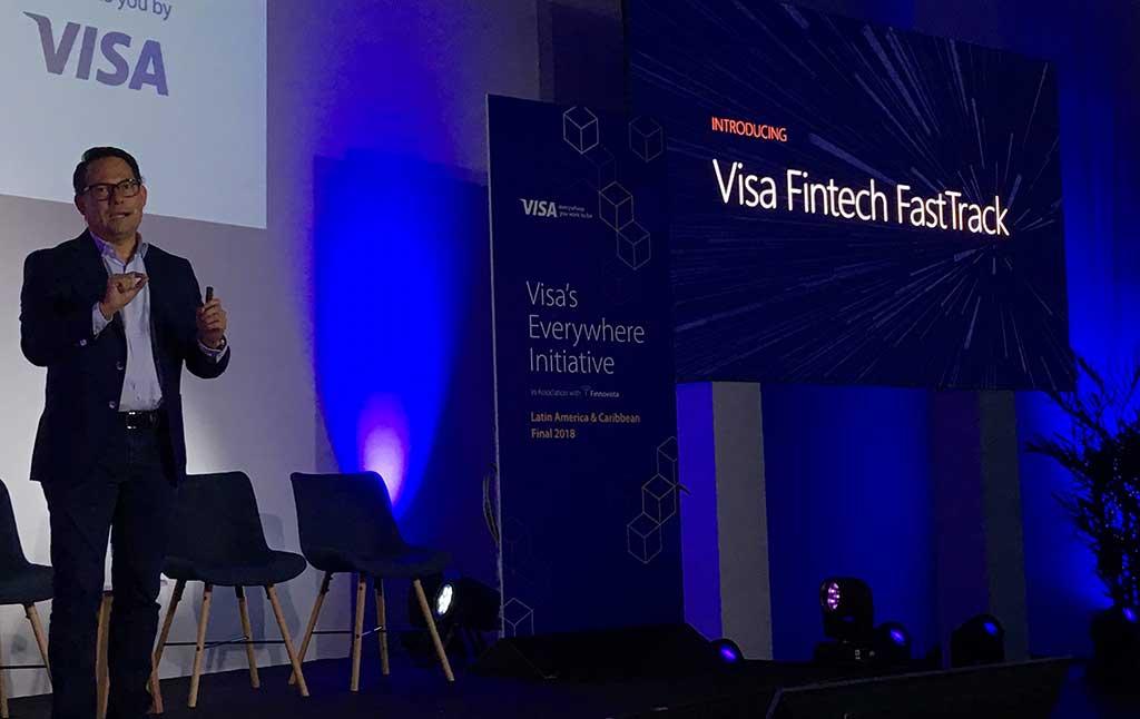 Visa expande programa de acceso rápido a su red a fintechs