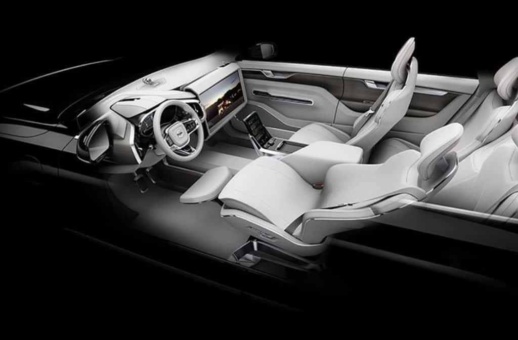 Volvo elige a NVIDIA DRIVE AGX Xavier