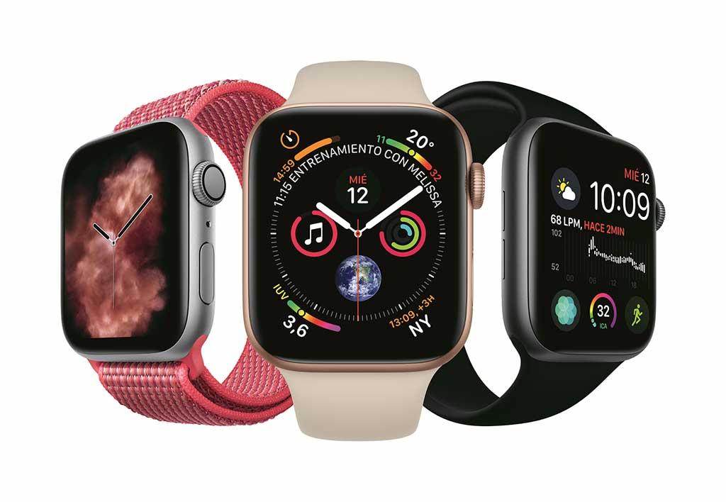 Nuevo Apple Watch s4 el protector inteligente de la salud