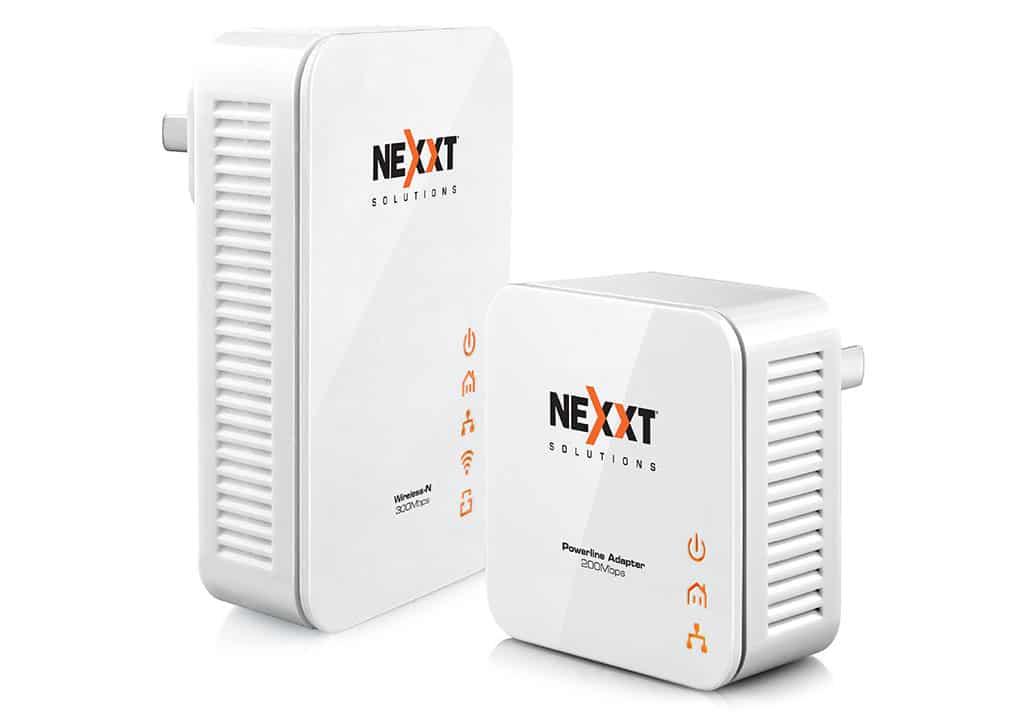 Poderoso Sparx201W de Nexxt Solutions