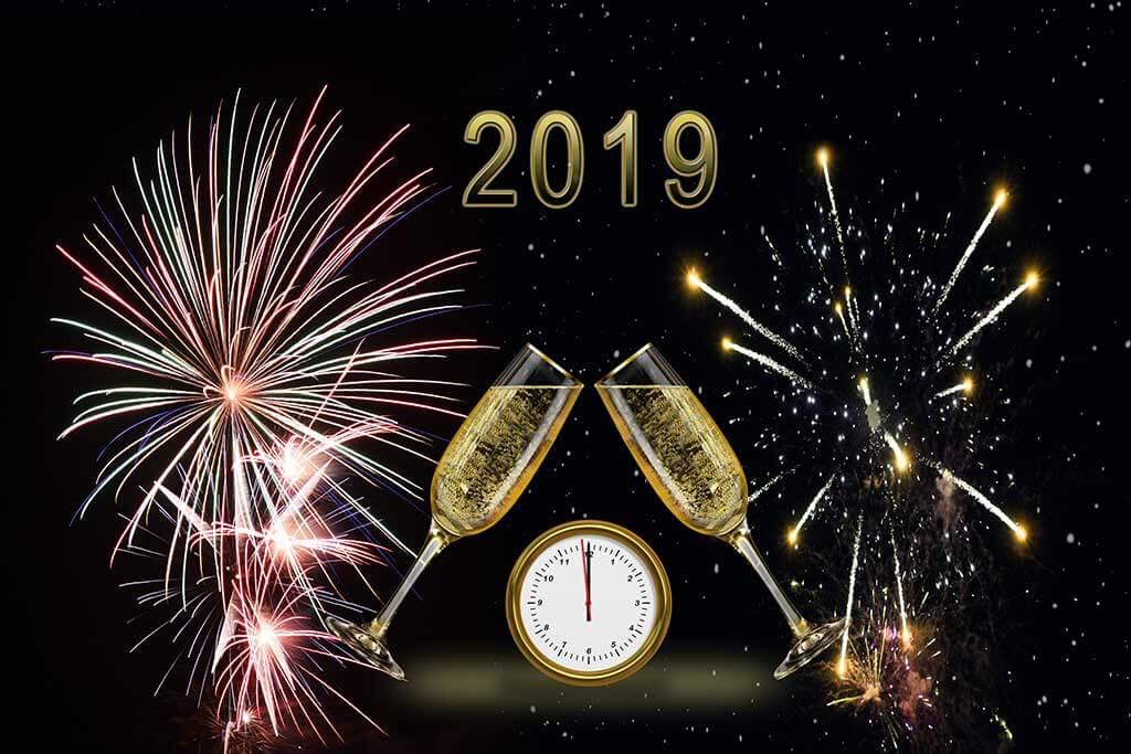 Mensajes en redes sociales confían en un Año Nuevo positivo