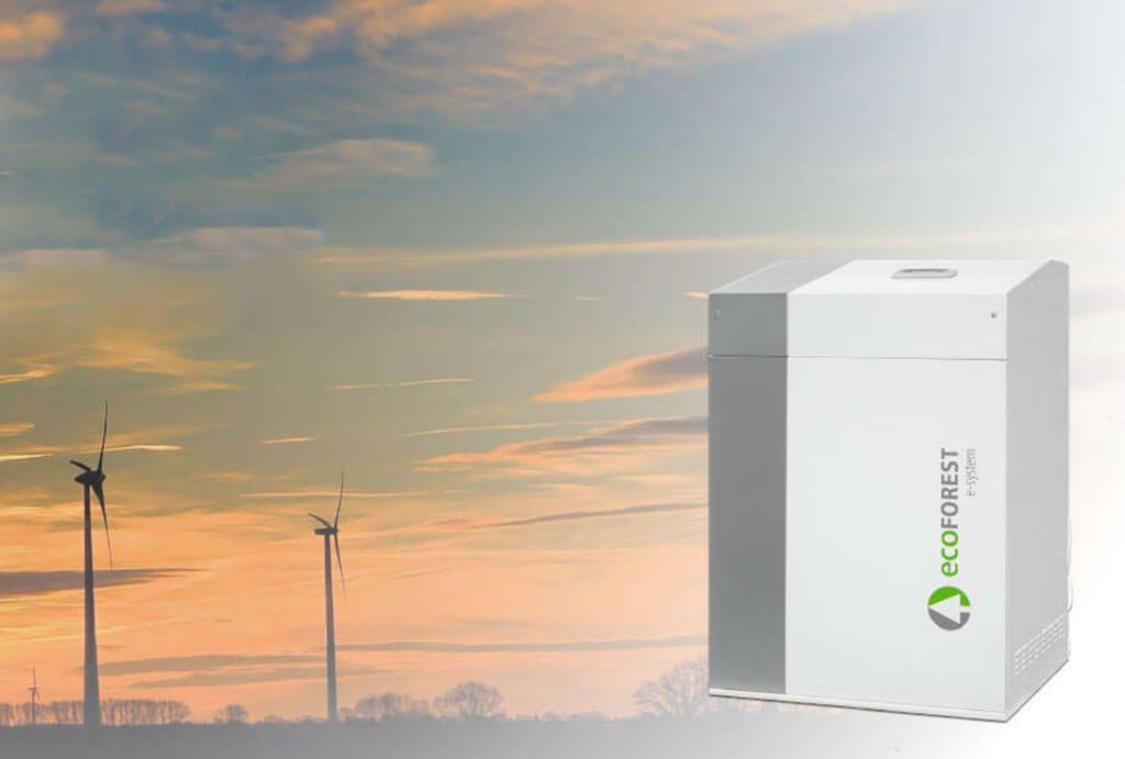 Ecoforest apuesta por la biomasa y las energías verdes