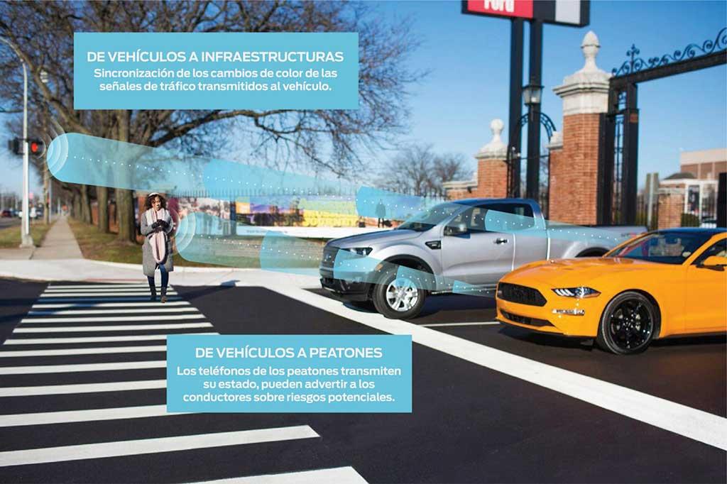 Ford anuncia importantes avances en movilidad