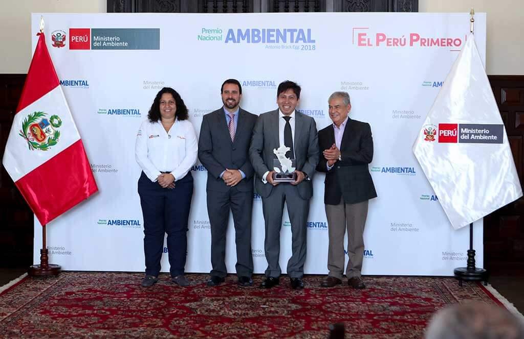 Solución «Smart Energy» obtuvo premio nacional ambiental