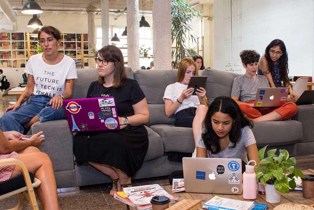 AllWomen supera ya las 5 mil mujeres en tecnología