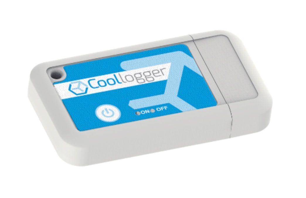 Coollogger controla cadena de frío en el almacenaje y transporte