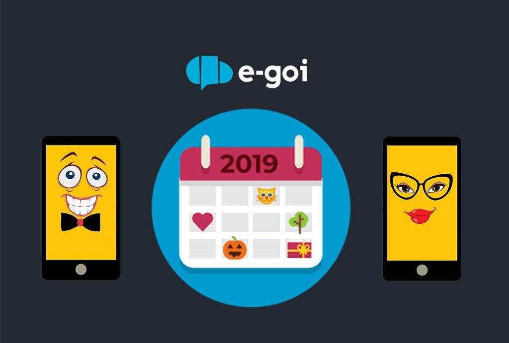 E-goi lanza gratis Calendario de Marketing y Redes Sociales