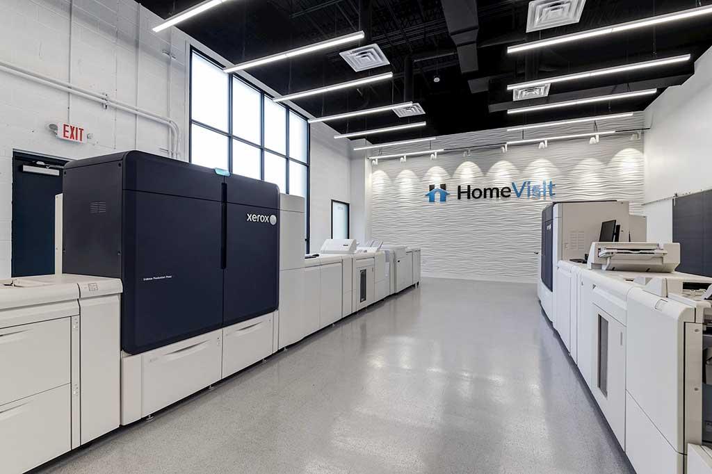 Iridesse de Xerox una nueva forma de Imprimir